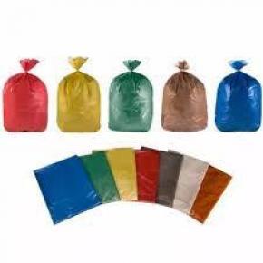 Empresa fabricante de saco de lixo