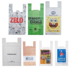 Fabrica de sacola plastica