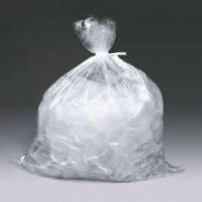 Saco plastico para gelo