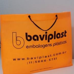 Sacolas plásticas sp