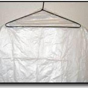 Sacos plásticos para camisas lavanderias